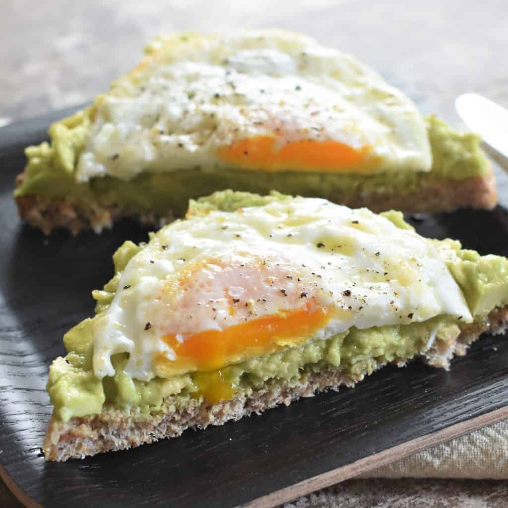 Avocado Toast – 4 Ways [with Gluten-Free Option]