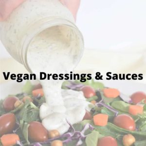 Vegan Condiments, Dressings, Gravies and Sauces